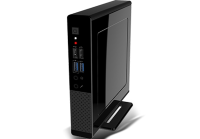 Liva One Q170SBE-SF100, LGA1151-Skylake socket, 2x DDR3L/DDR34 SO-DIMM, Internal 2.5inch SATA bay, M.2 SSD slot, WLAN a/b/g/n/ac - Barebone